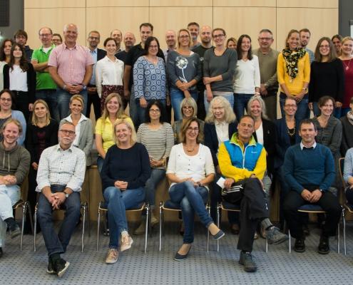 Kollegium der Bertolt-Brecht-Realschule 2017/18